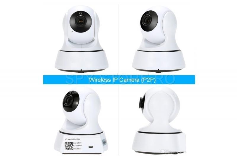 Camera IP Wi-Fi 720P
