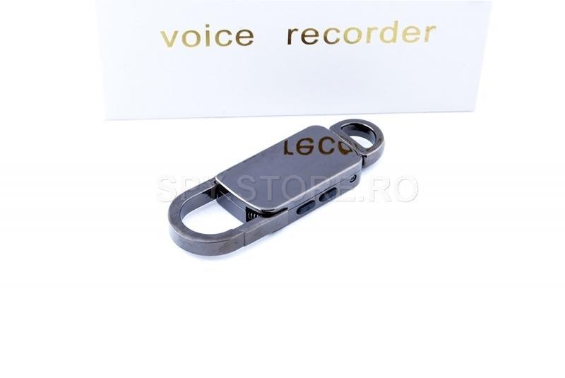 Reportofon tip breloc  -  memorie 8GB