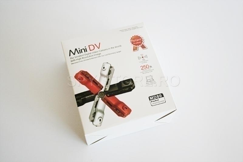 Camera mini DV MD80