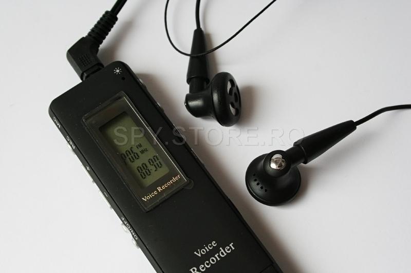 Digital audio recorder - multifunctional