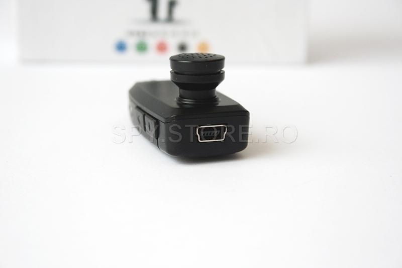 Camera ascunsa in handsfree 4 GB