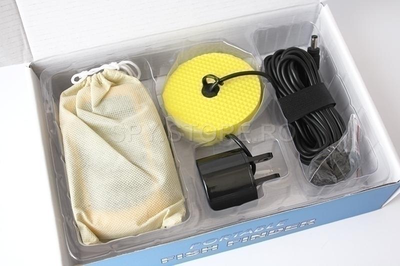 Sonar portabil Sensor Fish Finder