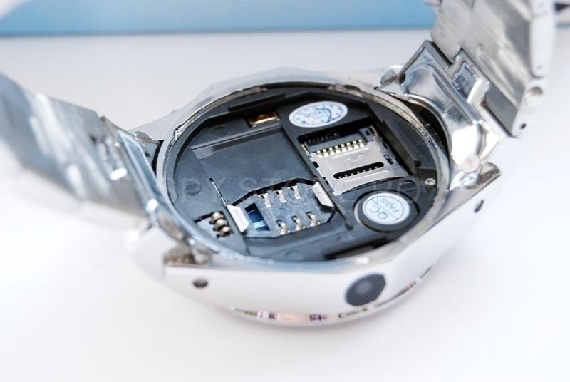 Ceas de mana cu functie de telefon mobil