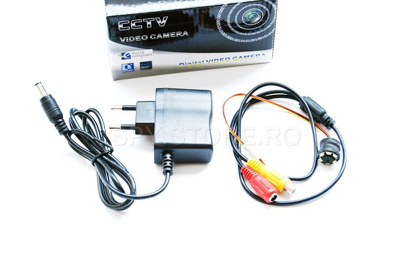 Camera CCTV fara sunet - MCV6-LED
