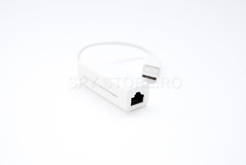Adaptor placa de retea USB