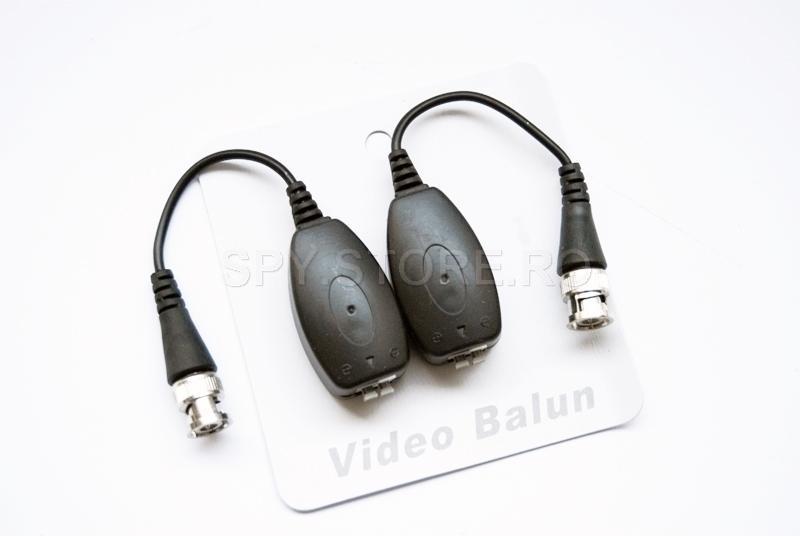 UTP video balun - U205L