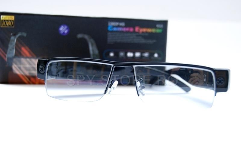 Camera camuflata in ochelari fullHD