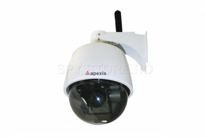 Camera IP Dome cu zoom