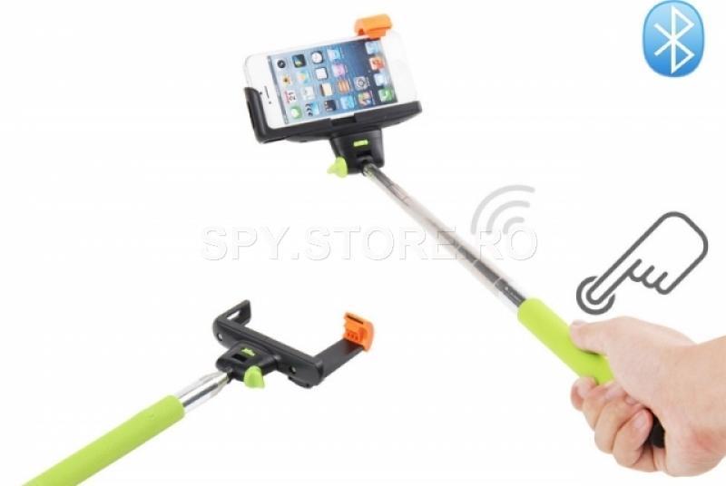 Suport Bluetooth pentru selfie