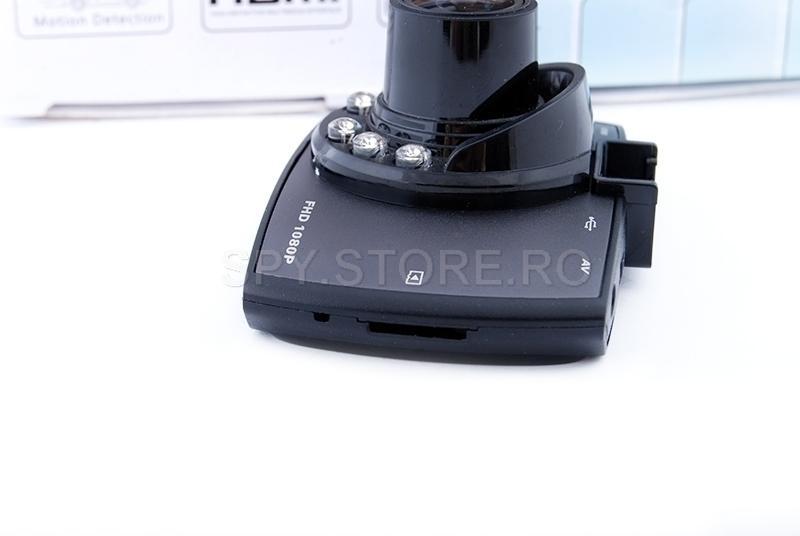 Videoregistratori fullHD cu unghi larg
