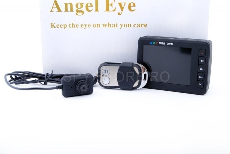 DVR, mini camera cu telecomanda
