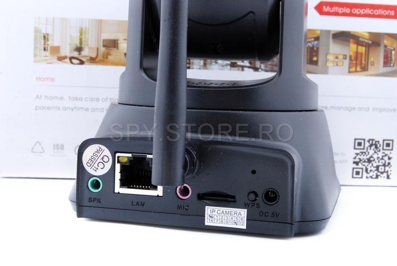 Camera IP interior mobila
