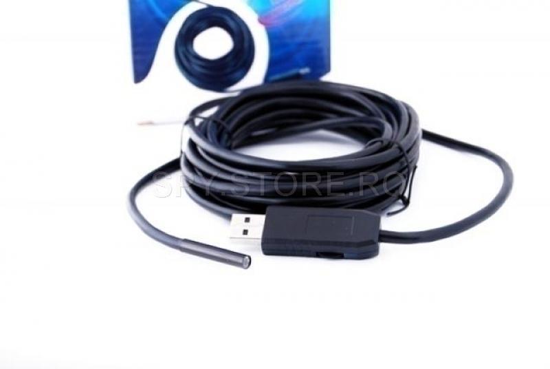 Endoscop USB 5.5mm