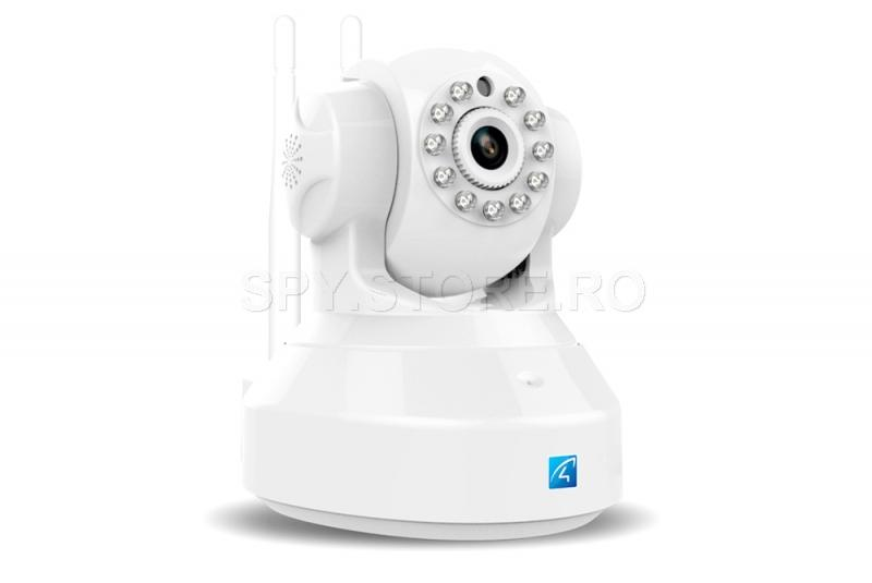 Camera IP cu sistem de securitate
