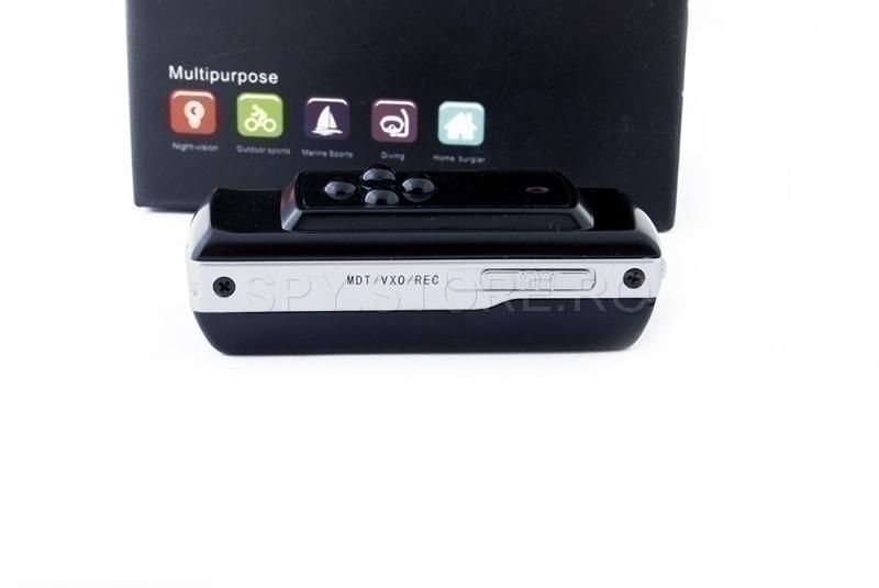 Camera mini  cu functia de night vision