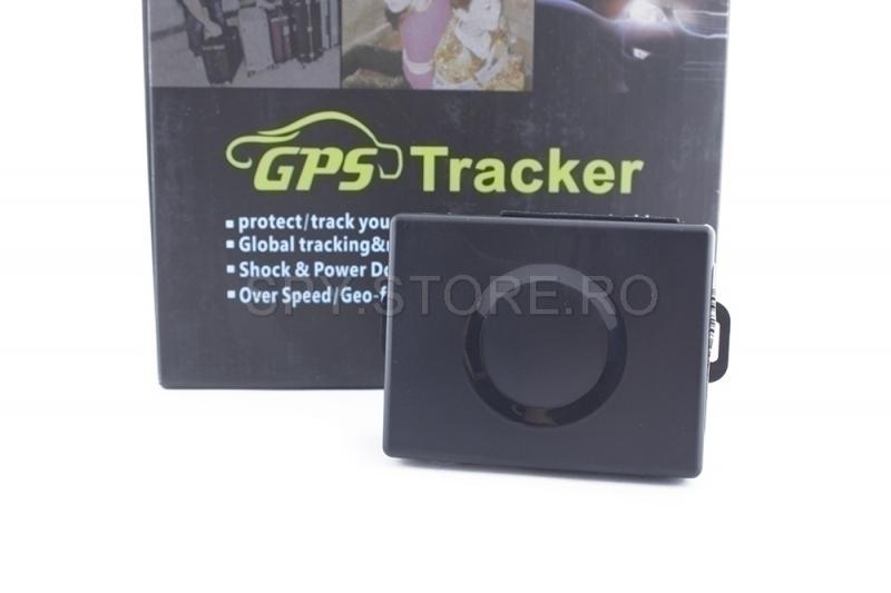 GPS tracker cu magneti