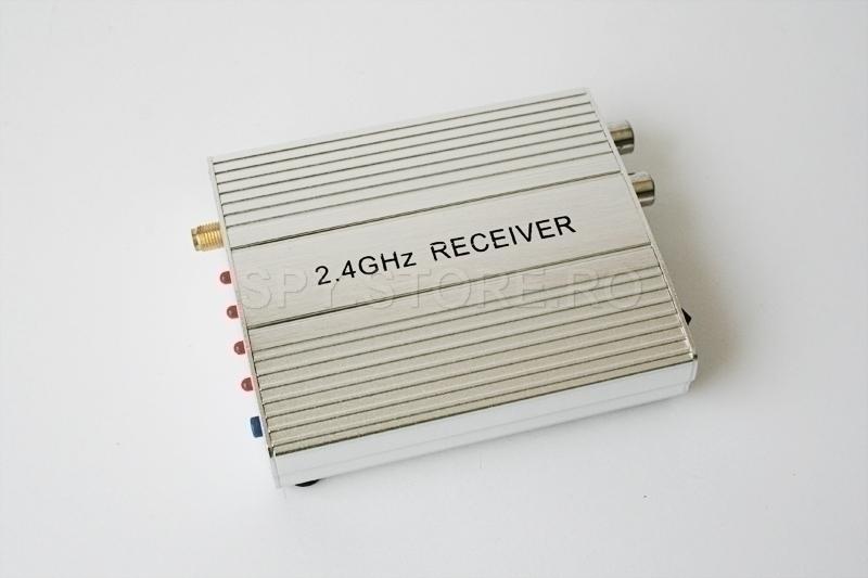 Receptor pentru dispozitive wireless