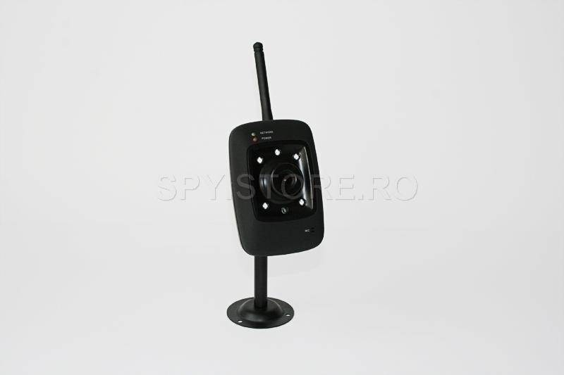 camera IP pentru LAN si wireless retele